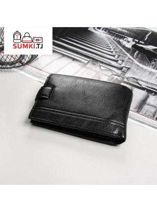 Мужской портмоне из кошелек кожи